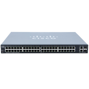 [CISCO SB] 시스코 SB SG220-50P Smart Plus Switch 48Port 스위치