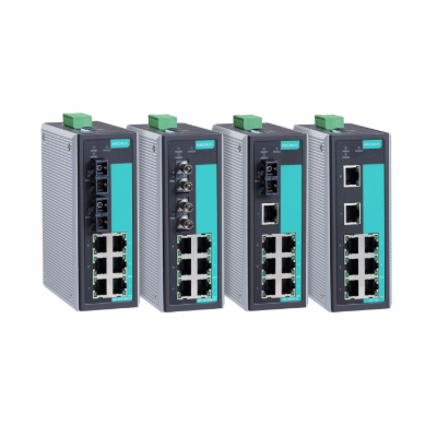 [MOXA] EDS-308 8포트 산업용 스위치 Industrial Ethernet Switch