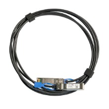 [MikroTik] 마이크로틱 XS+DA0001 1G/10G/25G SFP+ SFP28 Direct Attach Cable 1M